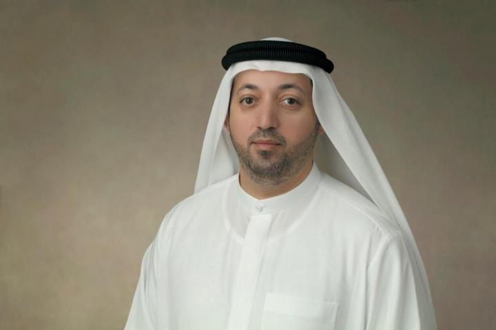 Saud Al Mazrouei director of Hamriyah Free Zone Authority (HFZA) and Sharjah Airport International Free Zone (SAIF ZONE)