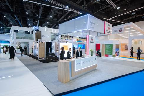 Abu Dhabi Distribution Company reinforces commitment to sustainability with participation at Abu Dhabi Sustainability Week.