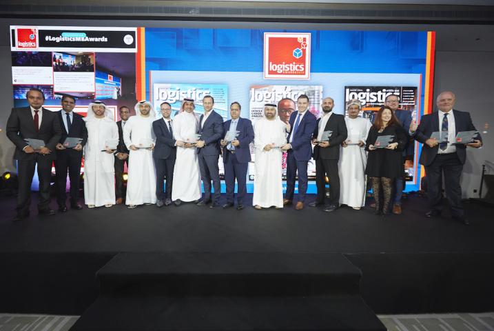 Logistics Middle East Awards_ LOGDubai United Arab Emirates April 17 2019 Photo by Mohammad Adel RashidITP Images