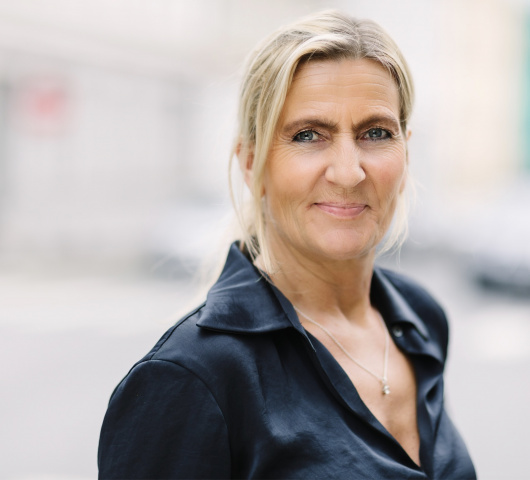 Sidsel Norvik: Nor-Shipping's new Commercial Director.