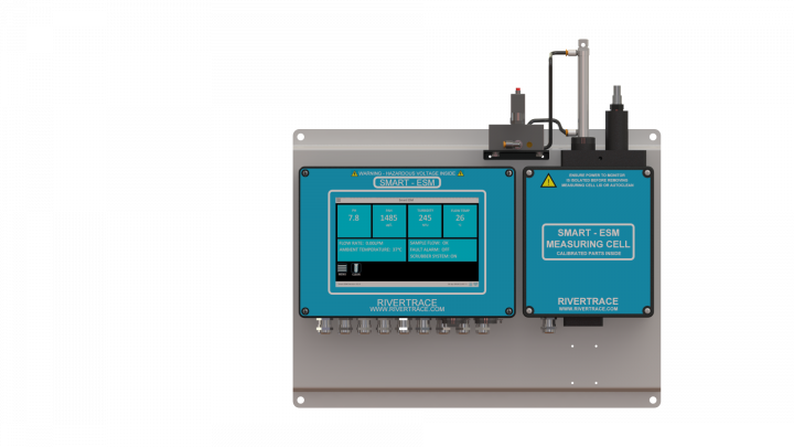 Rivertrace's  SMART ESM (Exhaust Scrubber Washwater Monitor) fully compliant with MEPC 259(68)