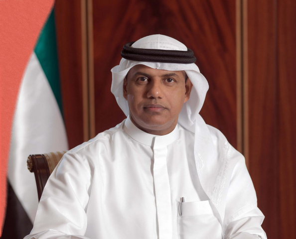 Ahmed Mahboob Musabih, Director General of Dubai Customs
