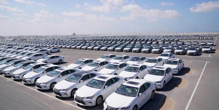 Al Futtaim Logistics is rapidly expanding