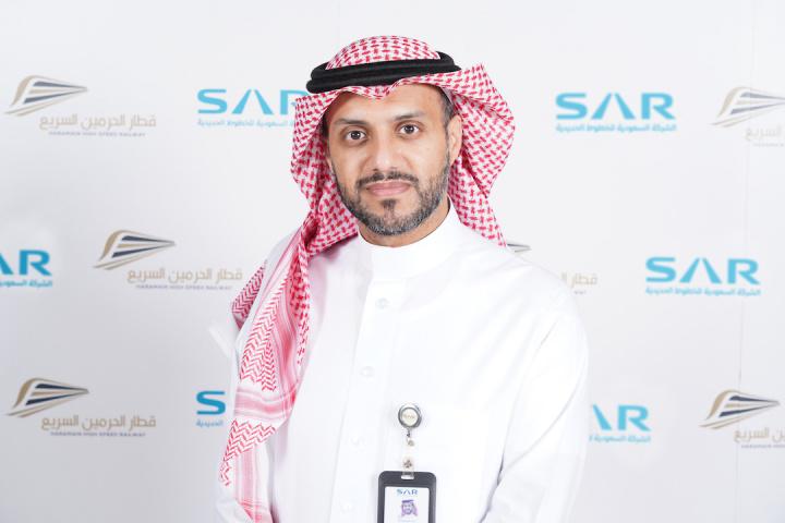 Ammar bin Ahmed Al Nahdi, director general of Corporate Communications and Marketing at SAR
