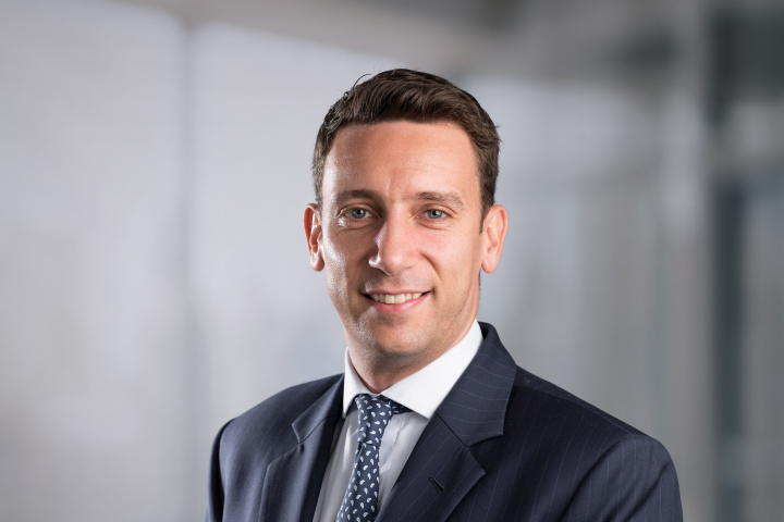 Murray Strang, head of Dubai Office at Savills
