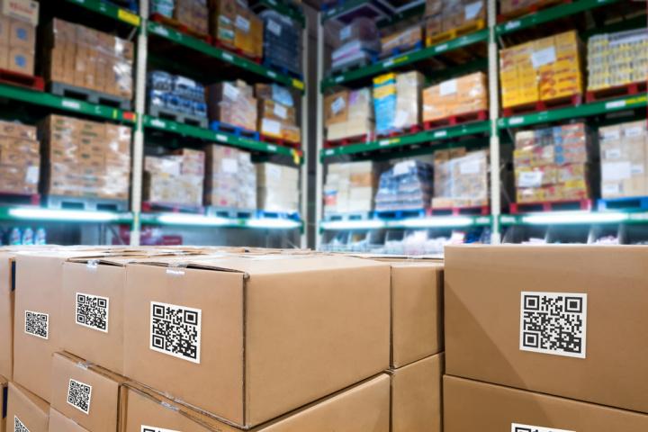 Warehouse Q codes