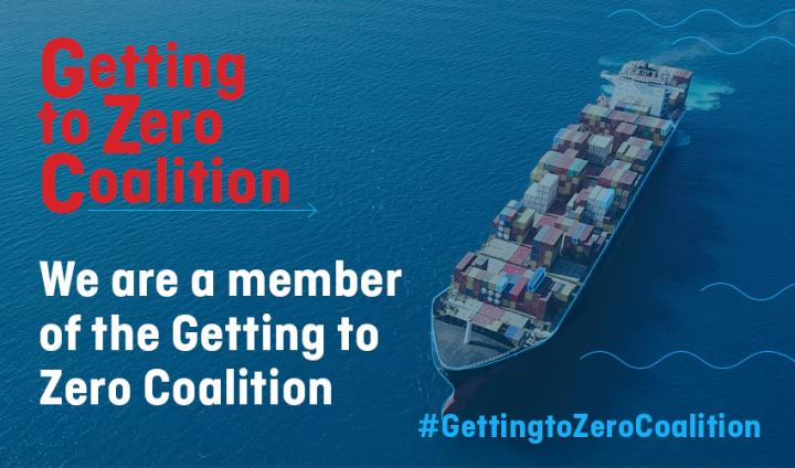 Alfa Laval joins the Getting to Zero Coalition - Click image to download