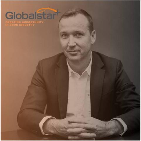 Sean McCormick, managing director at Globalstar Africa