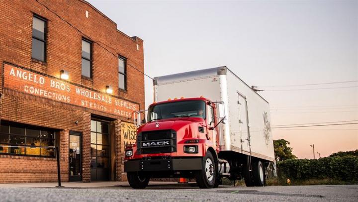 Mack Trucks launches medium-duty trucks