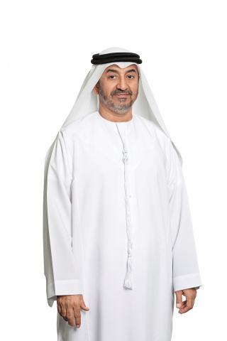 H.E. Eng. Dhafer Ayed Al Ahbabi, Agthia chairman.