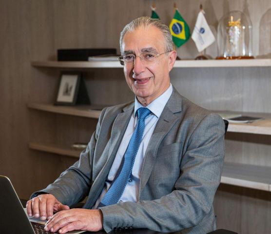 Rubens Hannun, president of the Arab-Brazilian Chamber of Commerce.