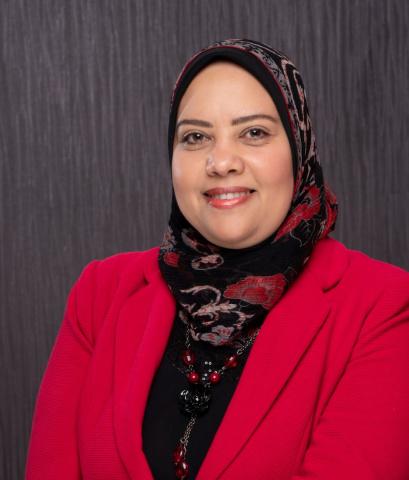 Dr Shereen Nassar, Global director of Logistics Studies and the Director of the M.Sc. Logistics and Supply Chain Management programmes at Heriot-Watt University Dubai.