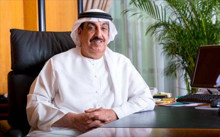 His Excellency Saif Humaid Al Falasi, CEO, ENOC Group