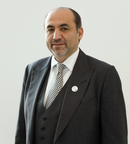 Fadi Amoudi, founder & CEO IQ Robotics, IQ Fulfillment & IQ Xpress