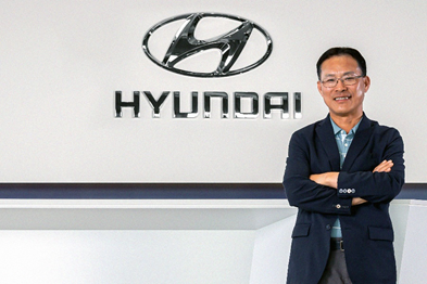Bang Sun Jeong, VP, MEA Hyundai