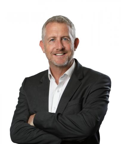Lee Dawes, CEO, GE Steam Power Sub-Saharan Africa