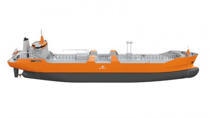 Korea Lines' new 18,000 cbm LNG bunkering vessel will feature Wärtsilä's advanced cargo handling system.