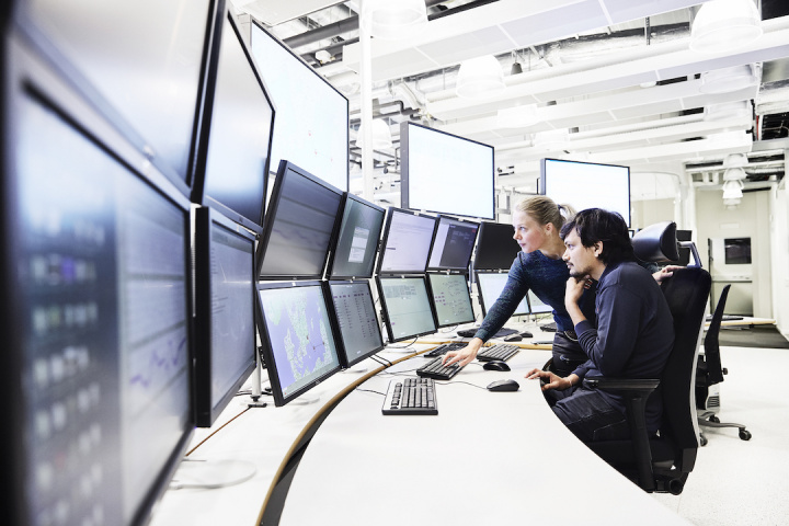 ABB and DNV GL make history with first vessel cybersecurity verification.