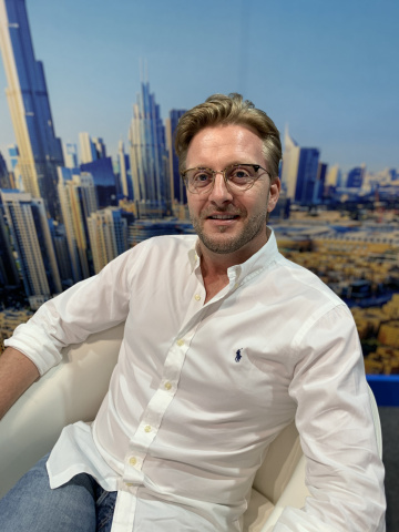 Adam Ridgway, founder and CEO of ONE MOTO - Electric Vehicles
