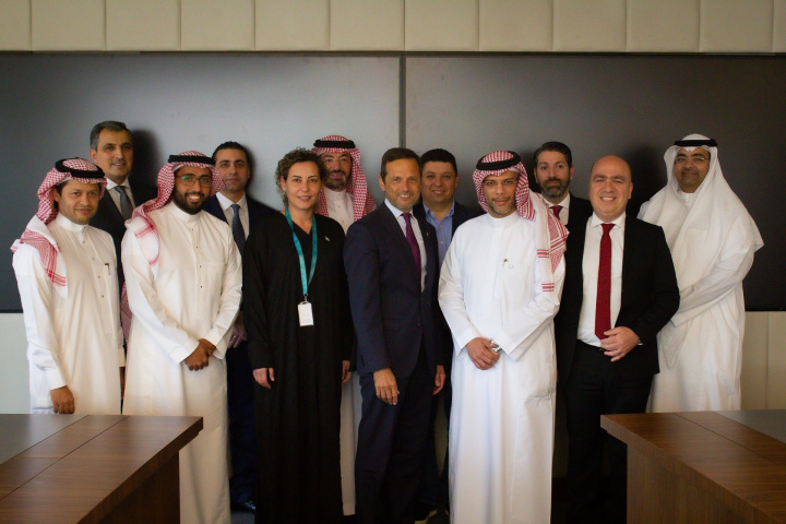 Cisco, The Red Sea Development Company, TRSDC, Saudi arabia, The Red Sea Project