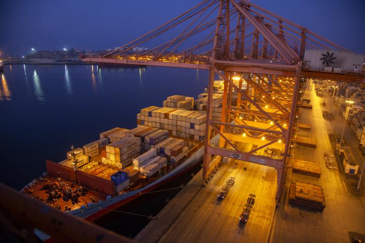 Oman, ASYAD, Oman ports