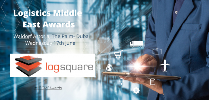 Logsquare, Logistics middle east awards