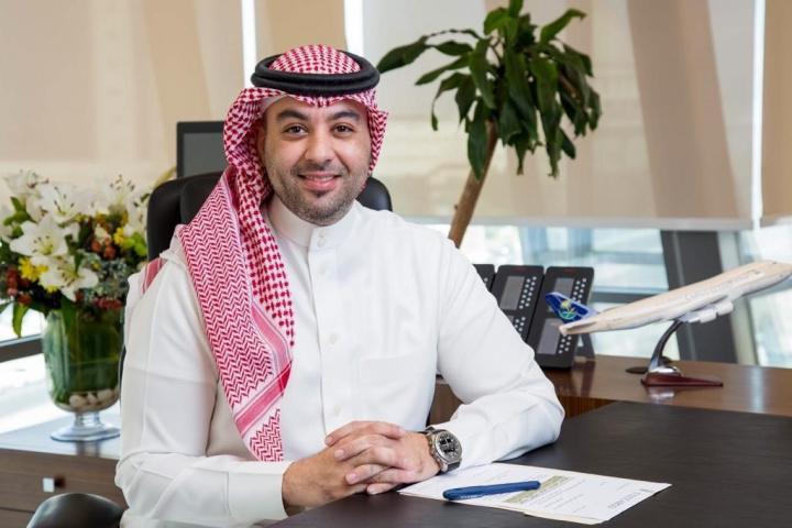 Saudi Arabian Logistics, King Khalid International Airport