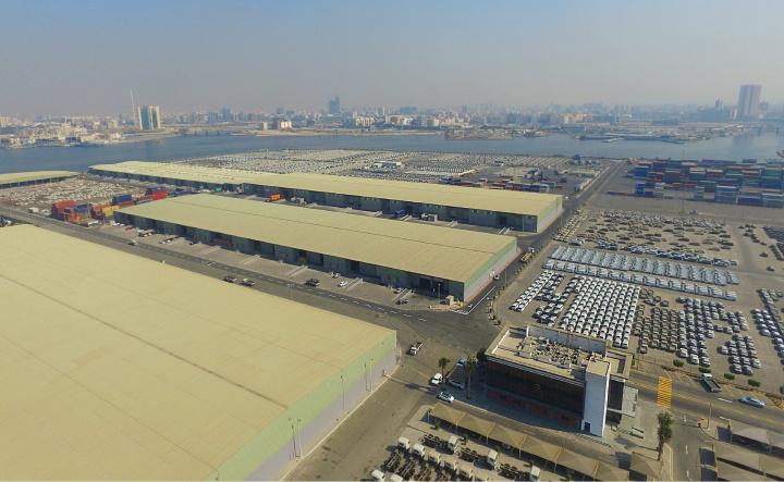 LogiPoint, Jeddah islamic port, King Abdulaziz International Airport, Cargo