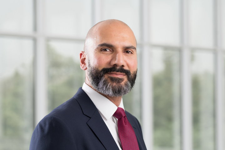 Ihsan Kharouf, Head of Savills Oman.